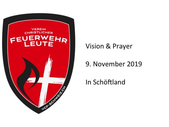 Titel Vision & Prayer